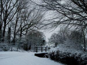 Hemingby in Winter