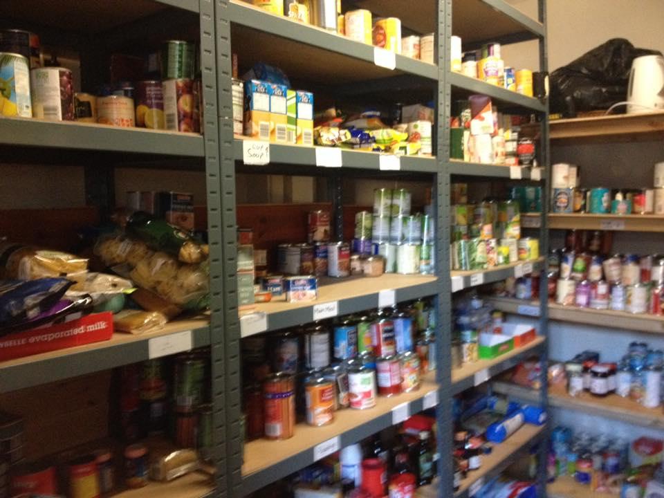 Contributions to Horncastle Food Larder
